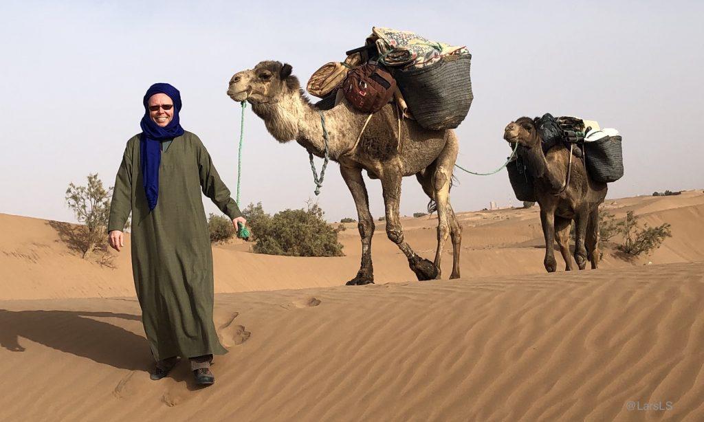 De kracht van de woestijn